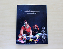 The Walt Disney Company 2012 Annual Report