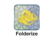 Folderize iPhone App