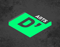 D'ARTS | Self Rebranding