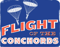 Flight of the Conchords website