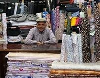 Instagrammed bazar of Iran