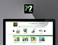 R7 Group 2 web sites