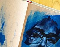 the Messy Sketchbook