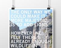 Kosciuszko National Park - Tourist Centre Adverts