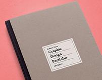 Graphic Design Portfolio [2013-2014]