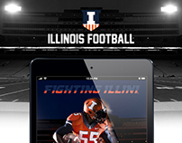 Illinois Football App (In Progress)
