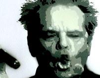 The Cigar Series. Part 2: Jack Nicholson