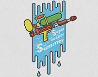 Super Soaker Summer