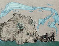 Animals illustration(3)