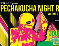 Design—Poster + Social Assets for PechaKucha Vol.9 RKE