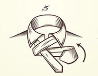 Lionel: Untie yourself