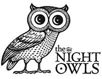 La Jolla Athenaeum Night Owls logo