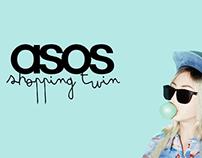 ASOS Shopping Twin