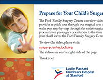 Lucile Packard Children's Hospital Projects
