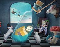 Fedex - Overactive Imagination