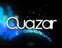 Quazar Logo Design