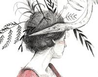 Retratos con sombrero