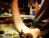 Commander studio chair