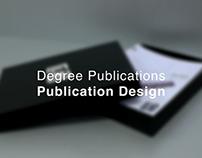 Degree Publications