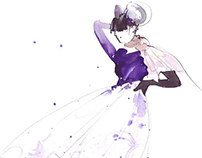 Fashion watercolors_may