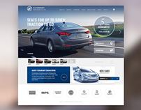 El Barbary Website Design