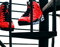"#WhatTheLevitation - Air Jordan 6 ""Infrared 23"""
