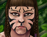 Digital illustration 2009-2013