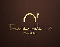 Fascinations Maroc - Logotype