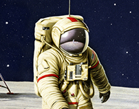Alan Shepard, Apollo 14