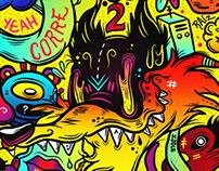 Crazy Ideas Series / Capiusa Festival 2014