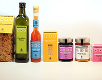 Cyclades Packaging / Συσκευασία Κυκλάδες
