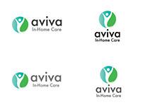 Aviva In-Home Care - Graphic Design