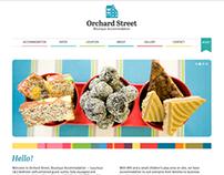 Orchard Street website