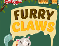 FURRY CLAWS CEREAL