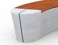 Concrete Bench | BOW