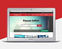 Mekan.com - website design & branding