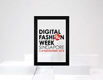 Frederic Sai x Pedro for Digital Fashion Week 2013