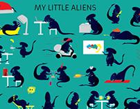 My Little Aliens