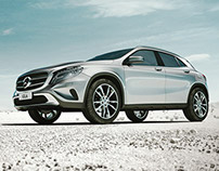 Mercedes GLA - Showcase