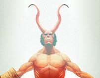 Hellboy Redemption