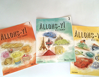 KS3 French textbook covers