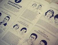 Época Magazine Portraits - 2014 Brazil World Cup
