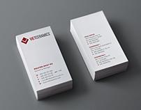 Business Card for VietCeramics