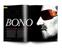 Bono Editorial Layout