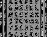 St3ak // Typeface