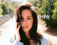 LA WEEKLY - People 2014 Covers