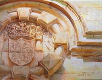Kenneth Slevin Fine Art Oil Paintings Portfolio.