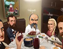 Ukrainian literary mafia