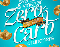Zero Carb. Brand creation & Packaging design