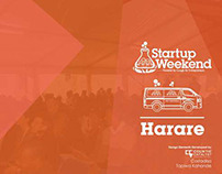 Startup Weekend Powered by Google 4 Entrepreneurs ZW